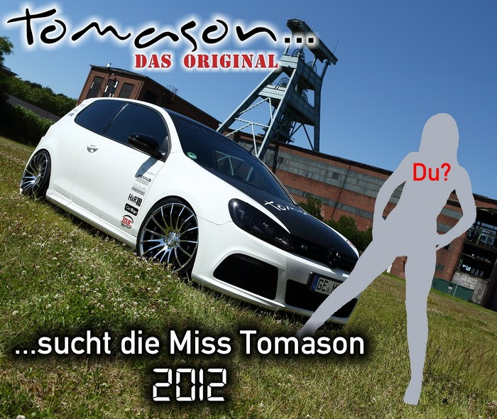 Miss Tomason 2012