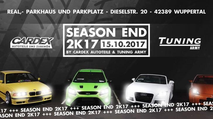 Season End 2k17 By Cardex-Autoteile & Tuning Army - Termine ...