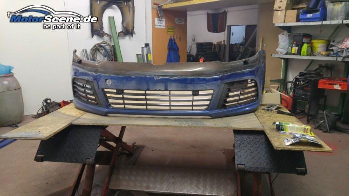 Umbau R20 Front