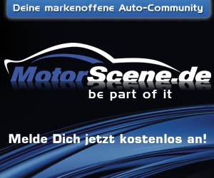 MotorScene, deine markenoffene Auto-Community