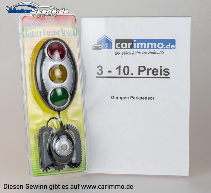 Garagen Park Sensor
