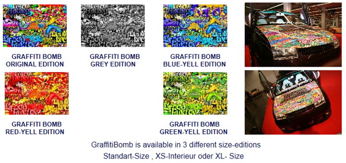 GraffitiBomb