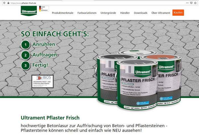 www.pflaster-frisch.de